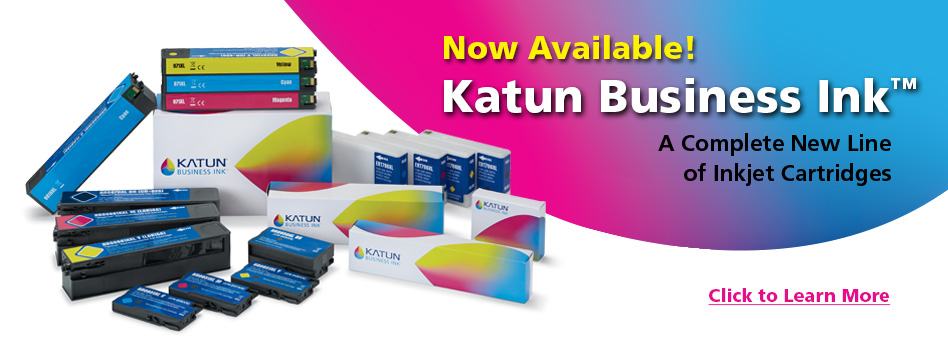 Katun Business Inkjet Cartridges