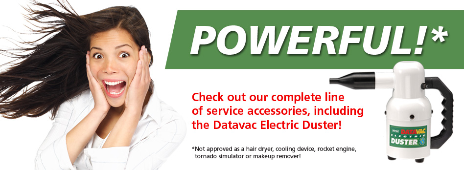 Datavac Electric Duster