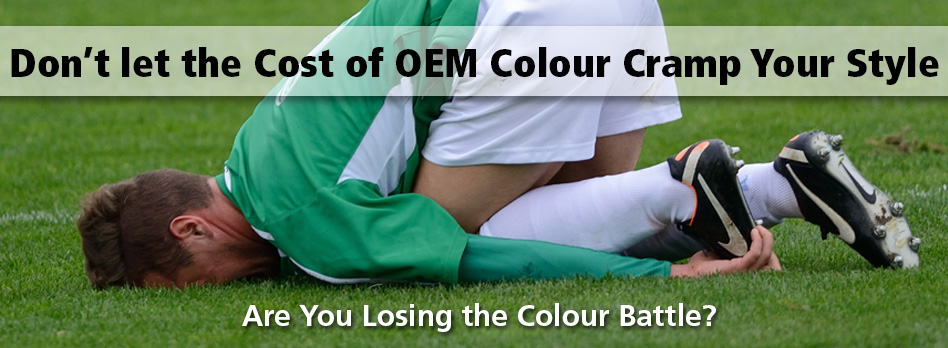 Are You Losing the Color Battle?