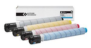 Toner for use in Canon C3320/3330 MFPs