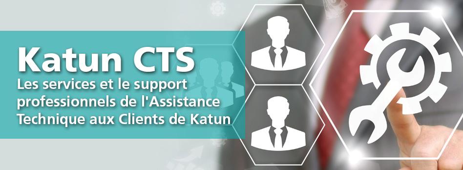Les services et le support professionnels de l'Assistance Technique aux Clients