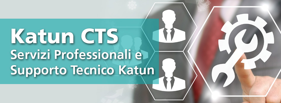 Servizi Professionali e Supporto Tecnico Katun