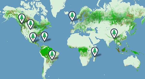 PrintLeaf Locations