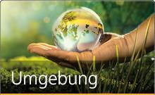 Erfahren Sie mehr über unser Engagement für die Umwelt