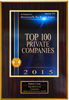 Top 100 Private Companies Award