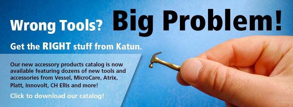 Wrong Tools? Big Problem!