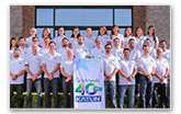 Katun 40 Years Employees Thanks
