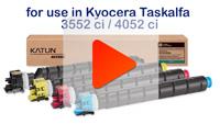 Kyocera Taskalfa 5052ci & 3552ci